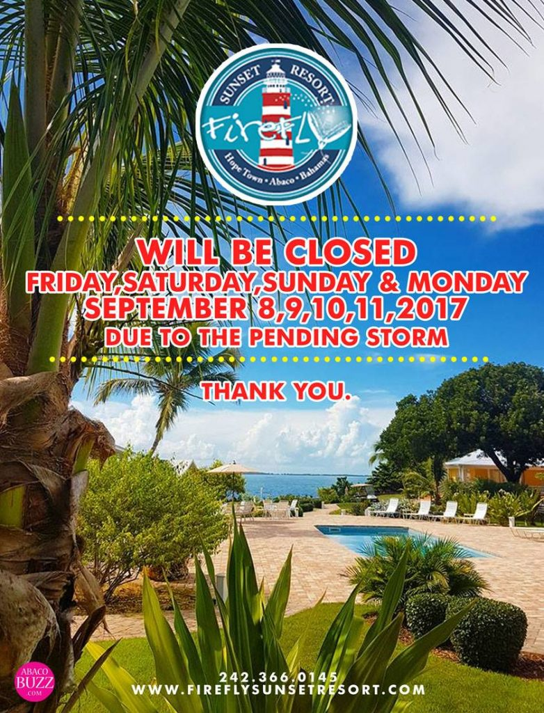 Hope Town Irma Firefly Sunset Resort